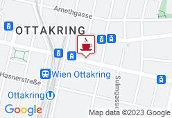 Cafe Raiman - Karte
