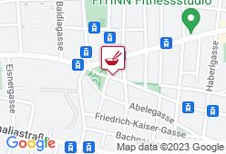 Xianghaus - Karte