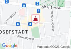 Hildebrandt Cafe - Karte