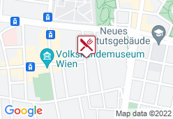 Zur Böhmischen Kuchl - Karte