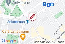 Würstelstand Schottentor - Karte