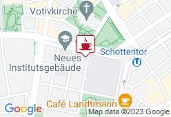 Cafe Votiv - Karte