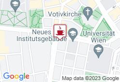 Cafe Stadtkind - Karte