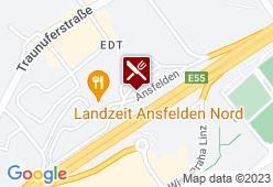 Landzeit Autobahn-Restaurant Ansfelden Nord - Karte