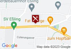 Restaurant Schloß Eßling - Karte