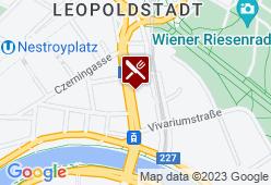 Gasthof Schosztarich - Karte