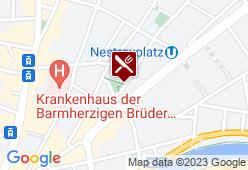 Gasthaus Nestroy - Karte