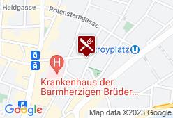 s'Zwara Wiener Beisl & Bier Pub - Karte