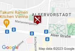 Mariannenstuben - Karte