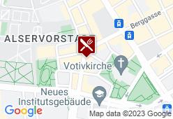 Reformhaus Regenbogen - Karte