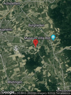 Google Map of Bühl