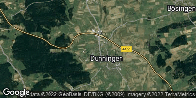 Google Map of Dunningen
