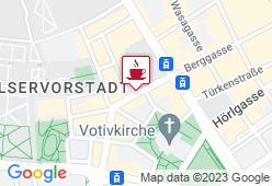 Weltcafé - Karte