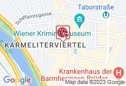 Pizza Quartier - Karte