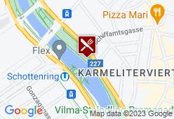 Wiener Schützenhaus - Karte