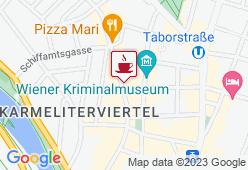 Altenberg - Karte