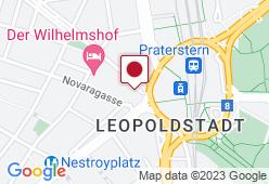 Oriental House (Indopak Trading GmbH) - Karte