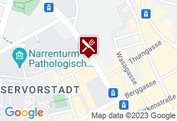 Sägewerk Wien - Karte