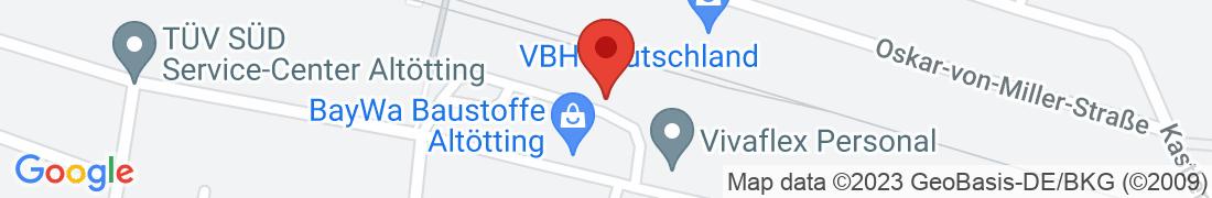 BayWa Technik Altötting Anfahrt