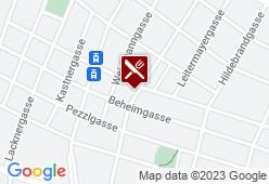 Schrammelbeisl - Karte