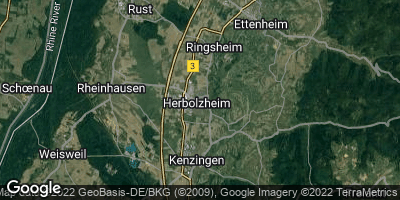 Google Map of Herbolzheim