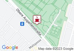 "Café Restaurant ""Im Augarten"" - Karte"