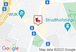 Buffet Colosseum - Karte