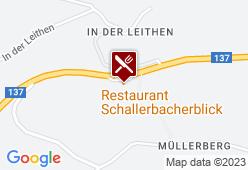 Restaurant Schallerbacherblick - Karte