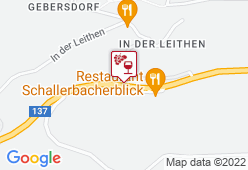 Jausenstation Sieghart - Karte