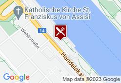 Gasthaus 3 Kruge - Karte