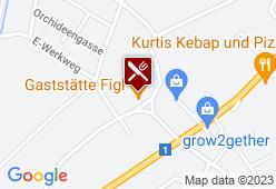 Gaststätte Figl - Karte