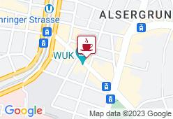 Cafe-Restaurant Weimar - Karte
