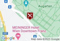 Bunkerei Augarten - Karte