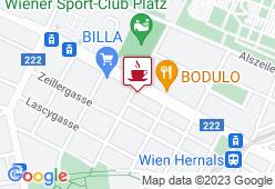 Café-Bäckerei Linsbichler - Karte