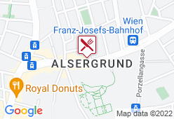 Restaurant Feuervogel - Karte