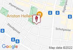 Eissalon Schubertpark - Karte