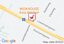 Wok House - Karte