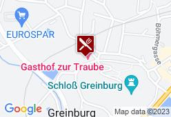 Landgasthof Zur Traube - Karte