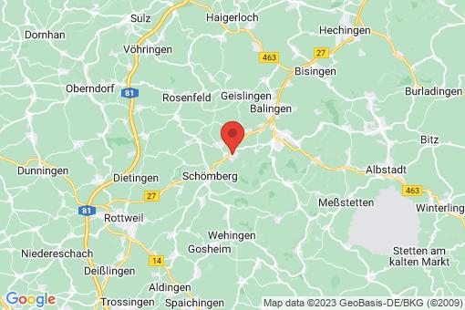 Karte Dotternhausen