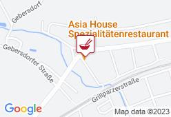 """China Restaurant """"Sonnenhof"""" - Karte"""