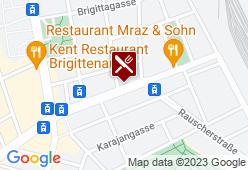 Gasthaus Haller - Karte