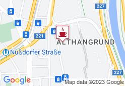 KULTURCAFE - WIRTSCHAFTSUNIVERSITÄT WIEN - Karte