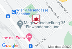 Café Pöchlarnhof - Karte