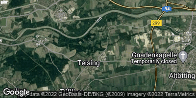 Google Map of Teising