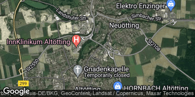 Google Map of Altötting