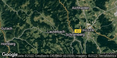 Google Map of Lauterbach
