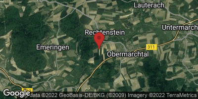 Google Map of Rechtenstein