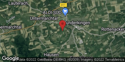 Google Map of Munderkingen