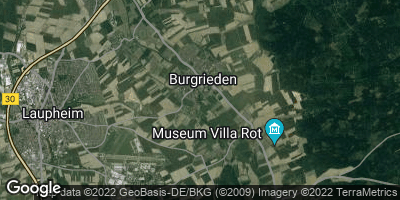Google Map of Burgrieden