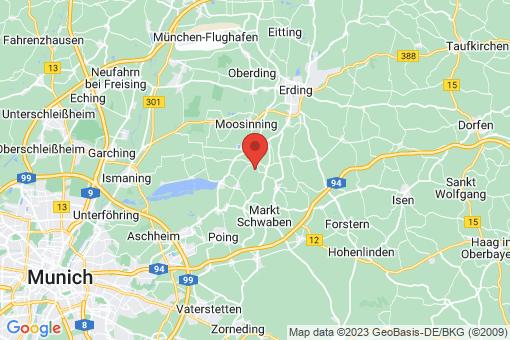 Karte Neuching